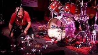 Guru Guru - Ooga Booga Special (Drum Solo) - Madhouse/Augsburg - 20/11/2010