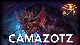 Camazotz   Maya Death Bat