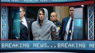 BREAKING: Martin Shkreli aka 'Pharma Bro' CRIES in COURT, sentenced to 7 YEARS securities fraud