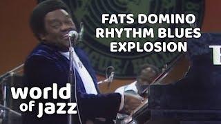 Fats Domino Rhythm Blues Explosion Live At The North Sea Jazz Festival • 11-07-1980 • World of Jazz