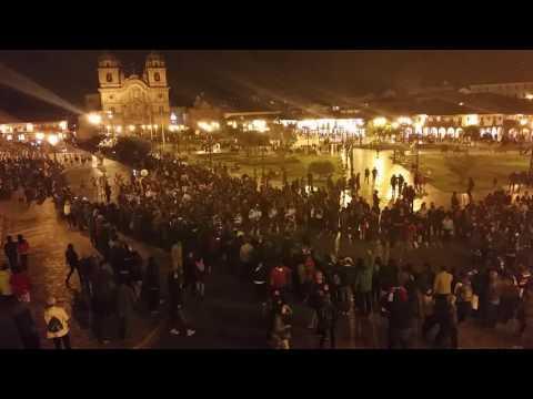 Cuzco Parade - June 11 2016