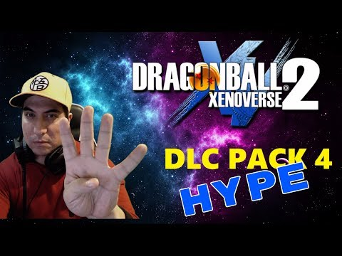 DRAGONBALL XENOVERSE 2 DLC 4 IS HERE paid and free! STORY MODE!