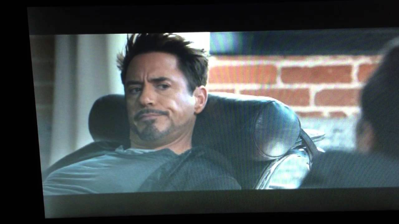 iron man 3 scene ending a relationship