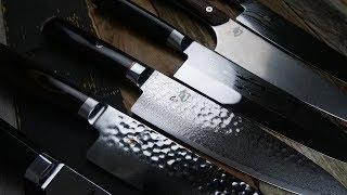 Shun Chef Knives Complete Lineup Comparison