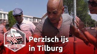 Perzisch ijs in Tilburg: 'Cadeautje aan Nederland namens een vluchteling'