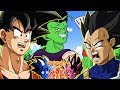 Vegeta And Goku React To If Goku And Vegeta Were BLACK Part 5!