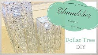 Dollar Tree Chandelier ~ Centerpiece DIY | Weddings | Parties