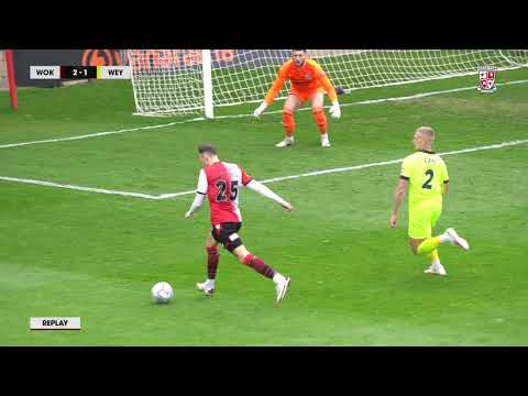 Woking Weymouth Goals And Highlights