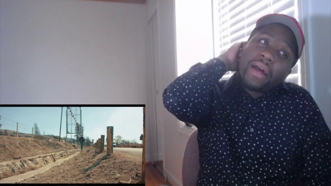 Download Emtee - Thank you (Official music video) | DTB Reaction