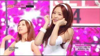 Apink - Mr. Chu, 에이핑크 - 미스터 츄, Music Core 20140405 thumbnail