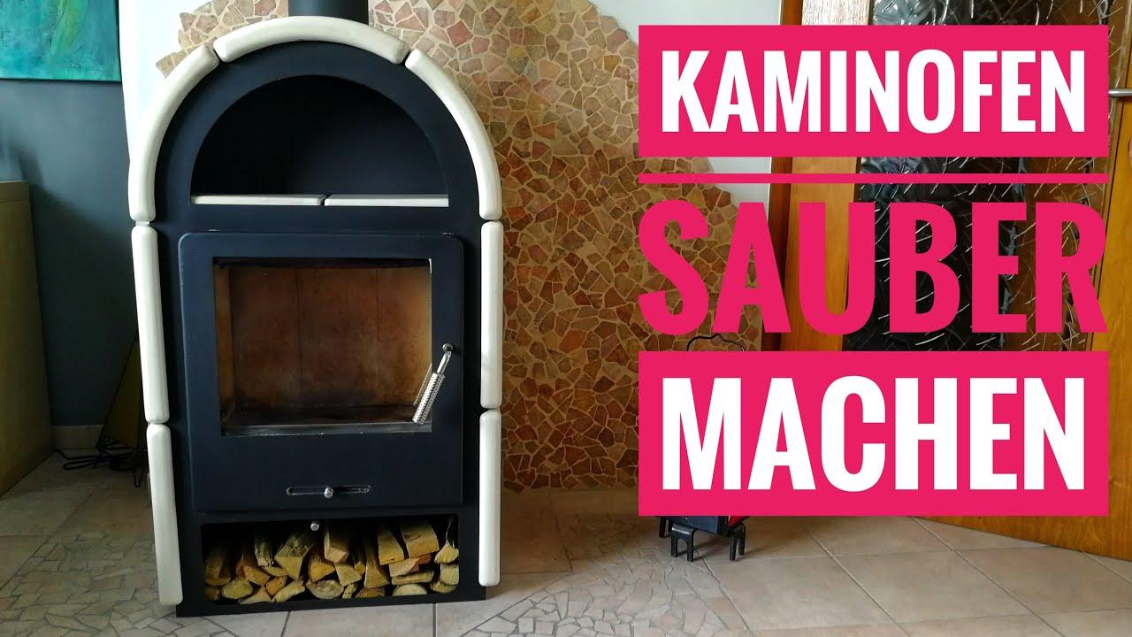 Kaminofen Reinigen Außen : kaminofen reinigen sauber machen youtube ~ Watch28wear.com Haus und Dekorationen