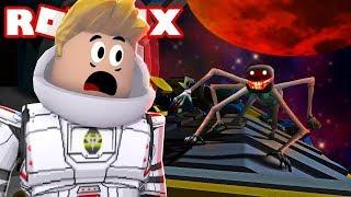 LA PARTIE 21 DE CAMPING ! Roblox Alien Attack