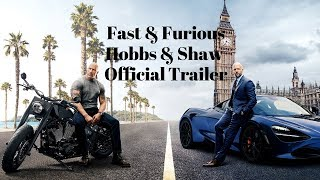 Fast & Furious Presents: Hobbs & Shaw (2019) Full Hollywood Movie 720p Dual Audio Bluray Rip