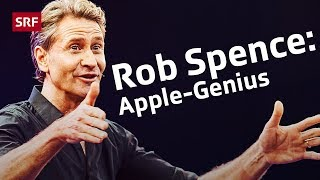 Rob Spence – Apple-Shop und AGB