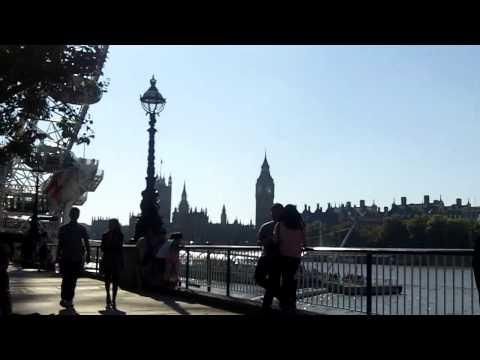 London Thames Riverside (Londra Thames Nehri)
