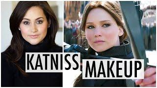 Katniss Everdeen Makeup | Mockingjay Part 2