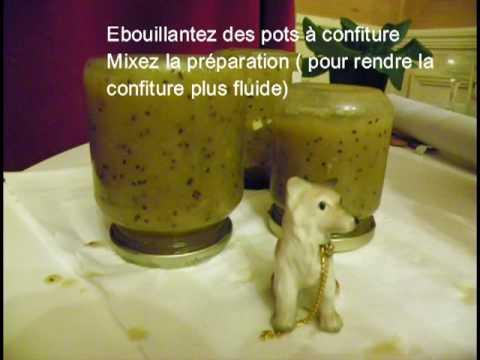 confiture-de-kiwi-&-pomme---recette-maison-inédite
