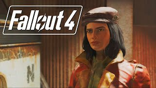 Fallout 4: Piper Romance Complete All Scenes