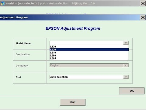 Download epson l800 resetter.