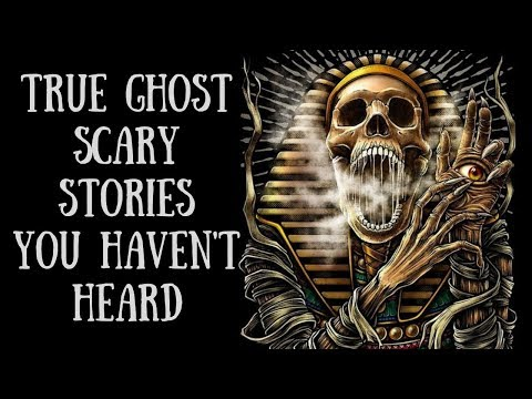 5 Scary True Ghost Stories (Forest Entities, Ouija Boards, Army Ghost)