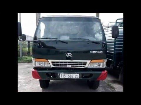 Xe tải xe ben Chiến Thắng giá tốt nhất thị trường