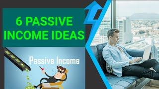 How to earn passive income| Best passive income ideas in Hindi | passive Income kaise kamaye |2020