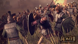 Total War ROME II - 1 Колхида (Легенда/война со всеми)