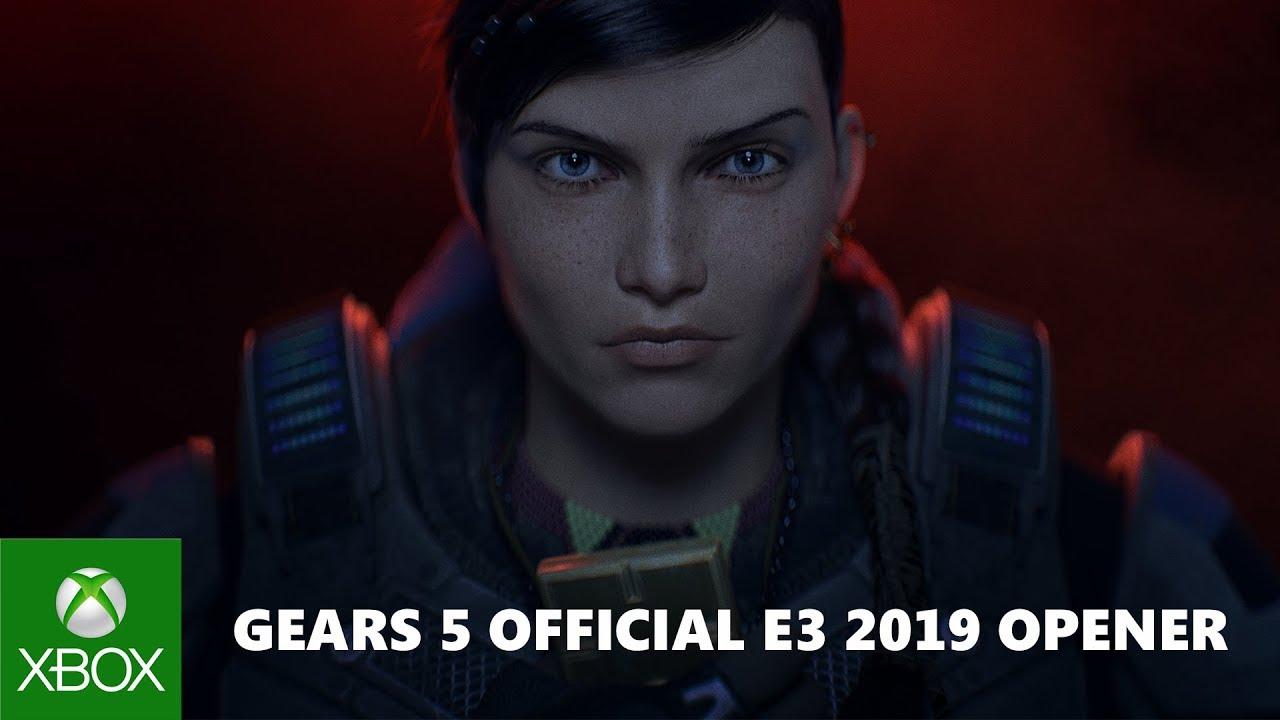 Download Gears 5 - E3 2019 - Kait, Broken