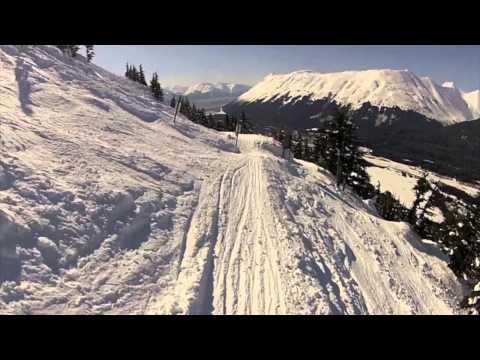 Spring Skiing 2013 - Alyeska