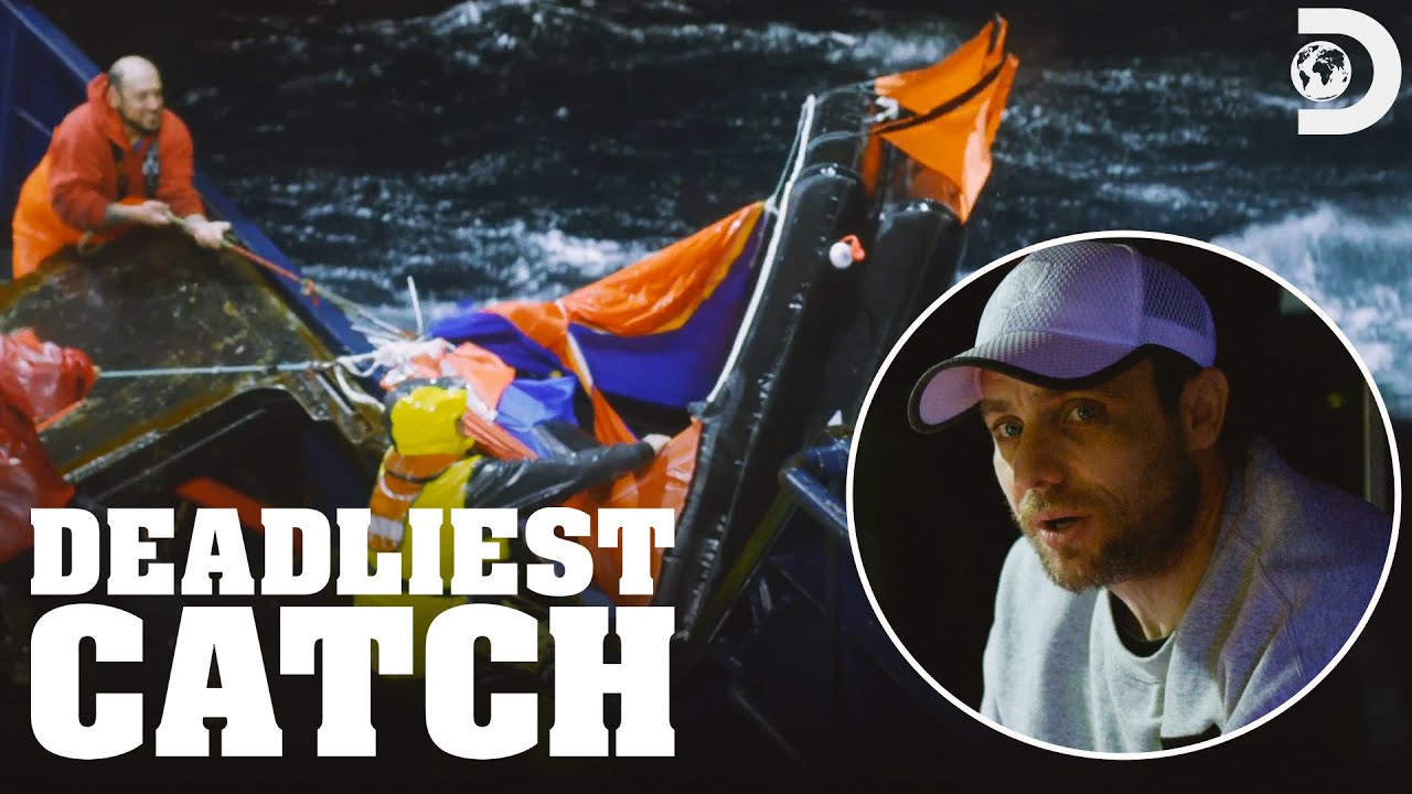The Saga Struggles to Save Its Life Raft | Deadliest Catch