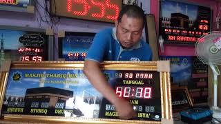 Download Video TUTORIAL : CARA SETTING JEDA IQOMAH PADA JADWAL SHOLAT TAUQOLY || 081310841727 MP3 3GP MP4