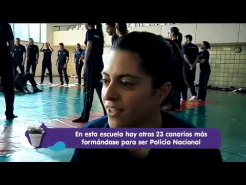 Cuerpo Nacional de Policía - programa Noveleros de TV Canaria