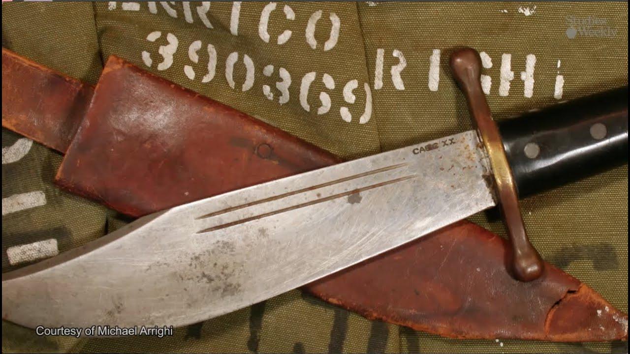 El cuchillo tipo bowie espa ol youtube for Clases de cuchillos de mesa