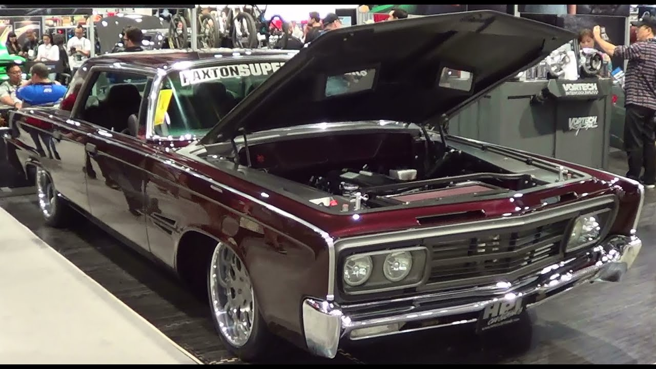 1966 Imperial Street Machine Quot Tyrant Quot Sema 2013 Youtube