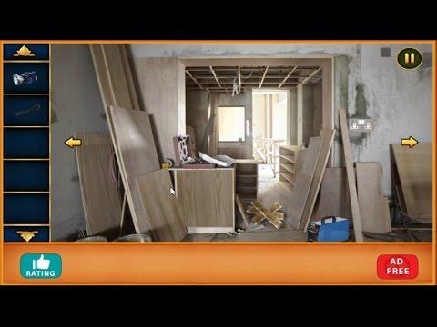 Under Construction House Escape 2 walkthrough FEG.