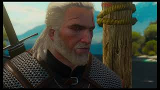The Witcher 3 Complete Edition Nintendo Switch Blood and Wine Gameplay