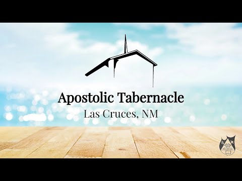 Apostolic Service [Bilingual]