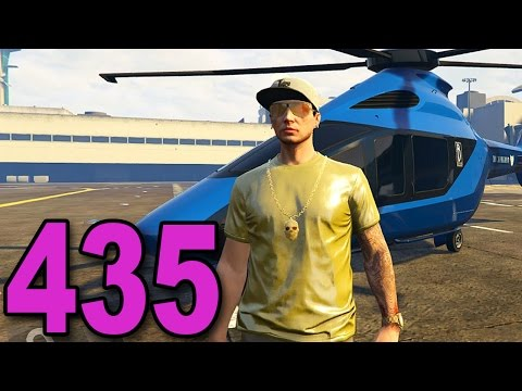 Grand Theft Auto 5 Online - New Helicopter, Tug Boat, and Armored Truck