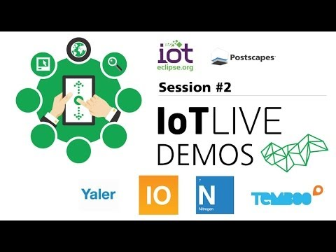 IoT Live Demos: Session 1