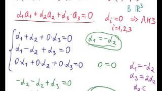 Образуют ли данные векторы базис