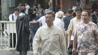 辺野古、再び法廷闘争 高裁那覇支部、9月に判決