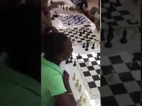 Project CARES Chess Camp - Enhancing Literacy - Building Future Leaders