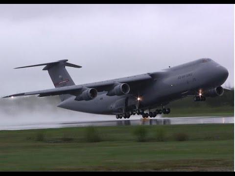 Lockheed C-5 Galaxy - The Screaming Giant
