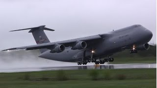 Lockheed C-5 Galaxy - The Screaming Giant
