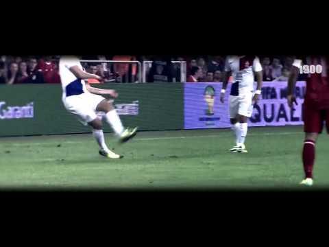 Arjen Robben ● All Goals 2013 2014 Part1   HD
