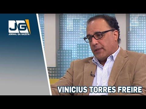 Rodolpho Gamberini entrevista Vinicius Torres Freire sobre a crise dos caminhoneiros