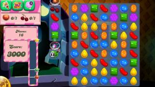 Candy Crush Saga Level 221 No Boosters