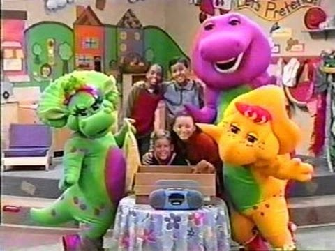 The Yellow Wallpaper Falling Action Barney And Friends Season 11 Episode 2 Litterbot