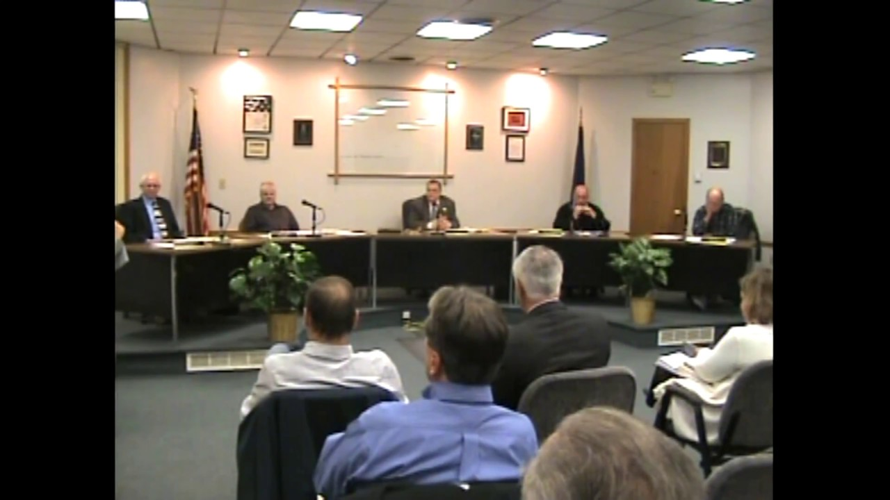 Rouses Point Village Board Meeting  12-6-10