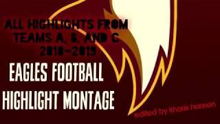 JCMS Football Highlights 2018 - Just Win